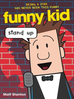 cover image of Funny Kid #2