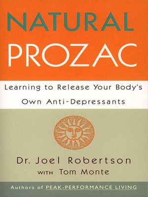 cover image of Natural Prozac