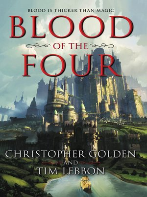 cover image of Blood of the Four