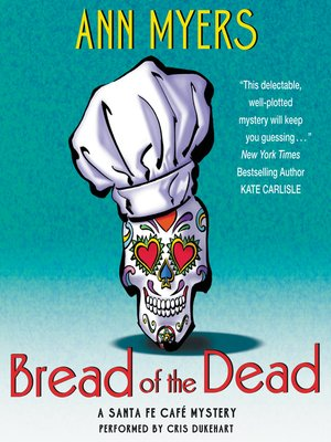 cover image of Bread of the Dead