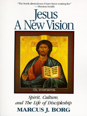 cover image of Jesus: A New Vision