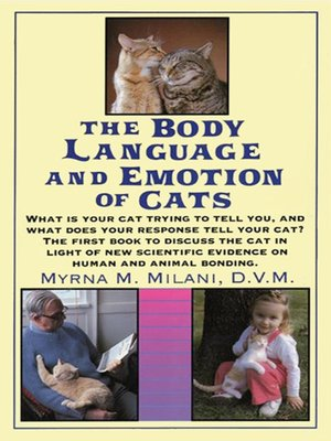 cover image of Body Language and Emotion of Cats