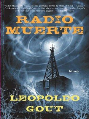 cover image of Radio muerte