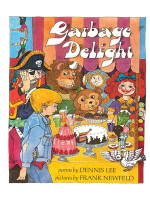cover image of Garbage Delight