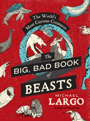 cover image of The Big, Bad Book of Beasts