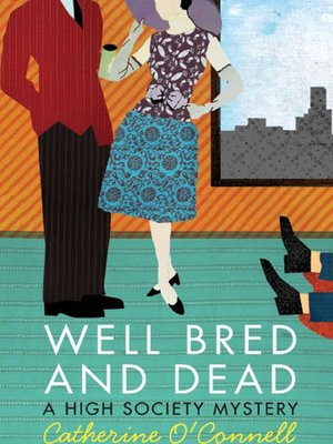 cover image of Well Bred and Dead