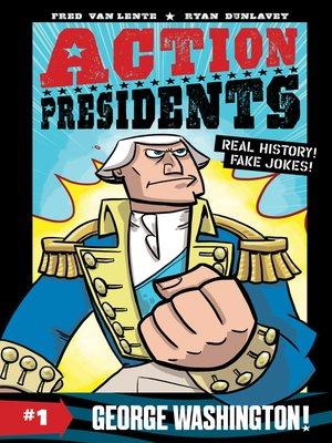 cover image of George Washington!