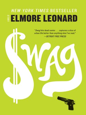 cover image of Swag