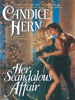 cover image of Her Scandalous Affair