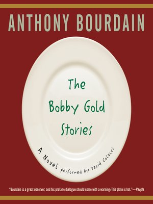 cover image of The Bobby Gold Stories