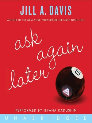cover image of Ask Again Later