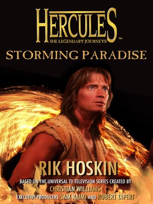 cover image of Storming Paradise