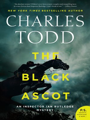 cover image of The Black Ascot