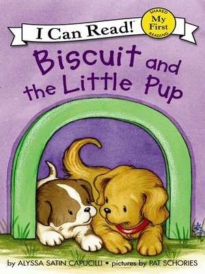 cover image of Biscuit and the Little Pup