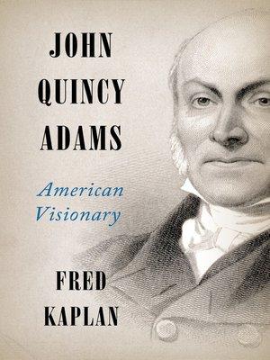 cover image of John Quincy Adams