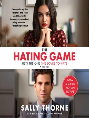 cover image of The Hating Game
