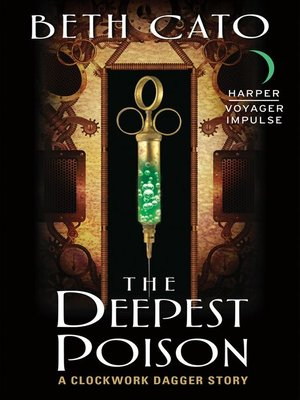 cover image of The Deepest Poison