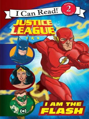 cover image of I Am the Flash