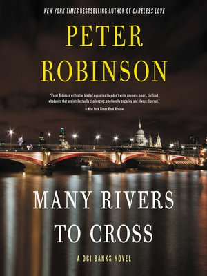 cover image of Many Rivers to Cross