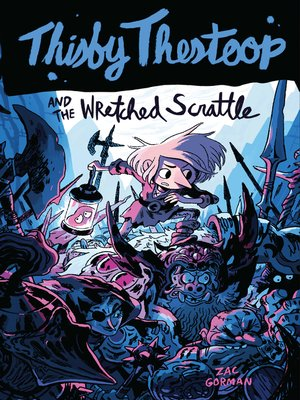 cover image of Thisby Thestoop and the Wretched Scrattle