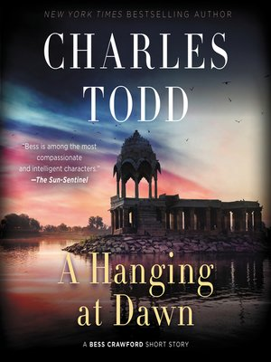 cover image of A Hanging at Dawn