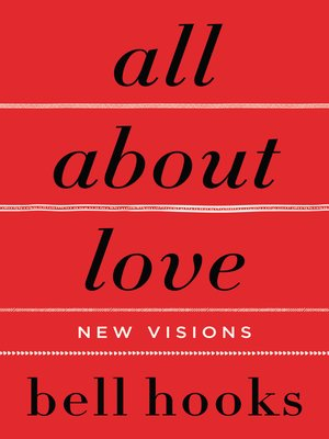 cover image of All About Love