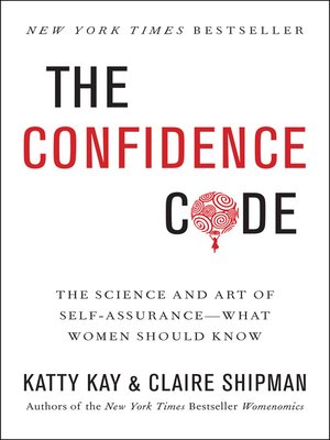cover image of The Confidence Code