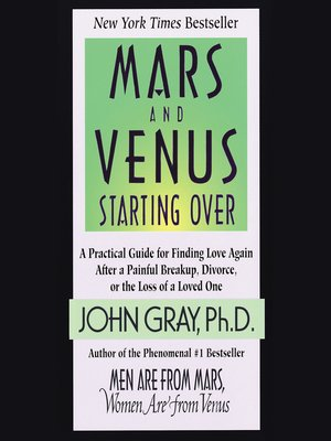 Mars and venus starting over by john gray overdrive rakuten mars and venus starting over fandeluxe Image collections
