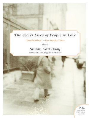 cover image of The Secret Lives of People in Love