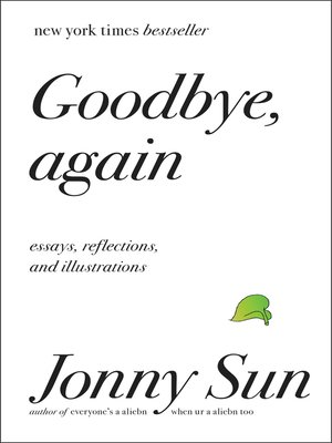 cover image of Goodbye, Again