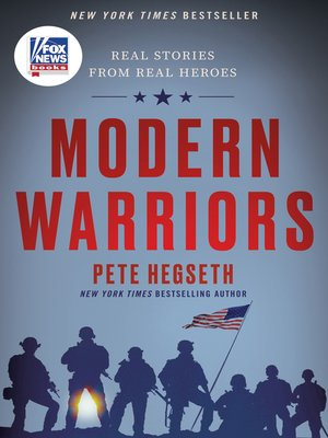 cover image of Modern Warriors