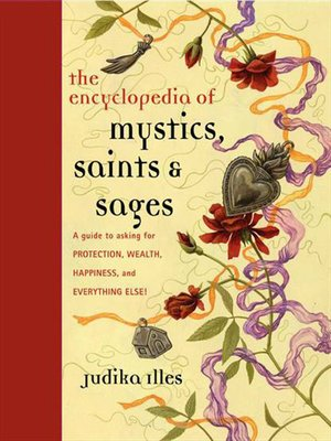 cover image of The Encyclopedia of Mystics, Saints & Sages