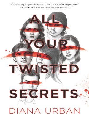 cover image of All Your Twisted Secrets
