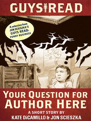 cover image of Your Question for Author Here