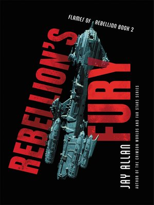 cover image of Rebellion's Fury