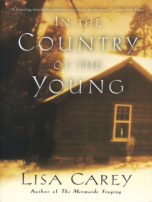cover image of In the Country of the Young