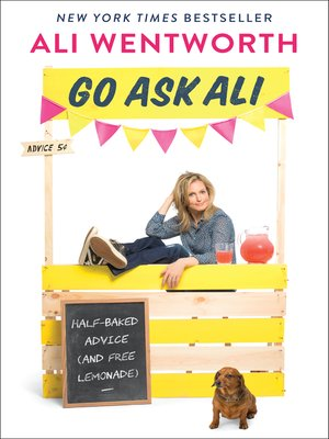 cover image of Go Ask Ali