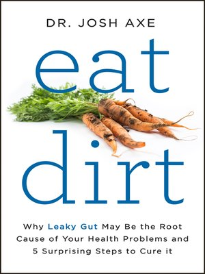 cover image of Eat Dirt