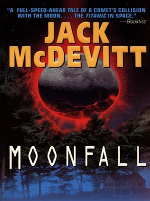 cover image of Moonfall