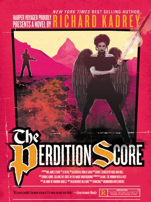 cover image of The Perdition Score