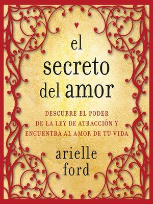 cover image of Secreto del amor