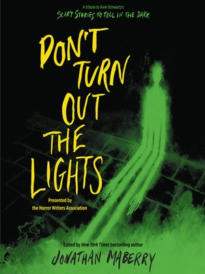 cover image of Don't Turn Out the Lights