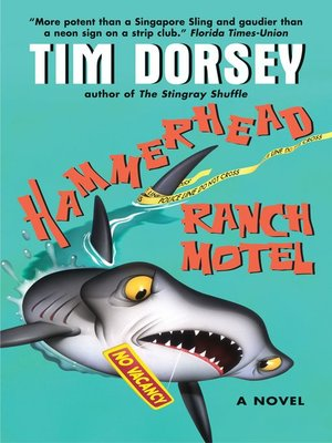 cover image of Hammerhead Ranch Motel