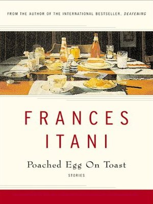 cover image of Poached Egg On Toast