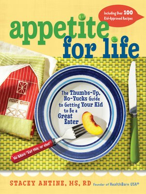 cover image of Appetite for Life