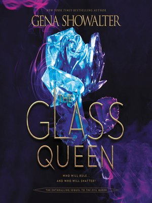 cover image of The Glass Queen