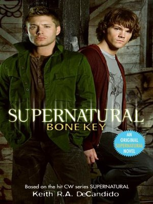 cover image of Bone Key