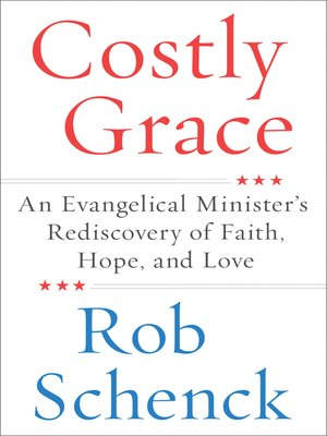 cover image of Costly Grace