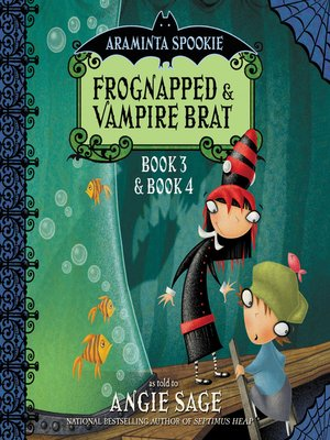 cover image of Araminta Spookie, Volume 2