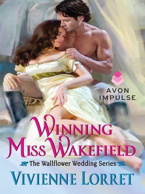 cover image of Winning Miss Wakefield